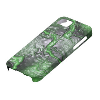 Green Brainmatter (Alien) iPhone SE/5/5s Case
