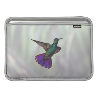 Green-breasted Mango Hummingbird Anthracocorax Sleeves For MacBook Air