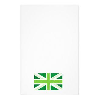 Green Britain Stationery