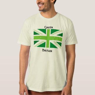 Green Britain, Union jack Tshirt