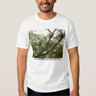 Green Bromeliads near Grutas de la Estrella T T-shirt