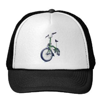 Green Brompton bicycle Mesh Hat