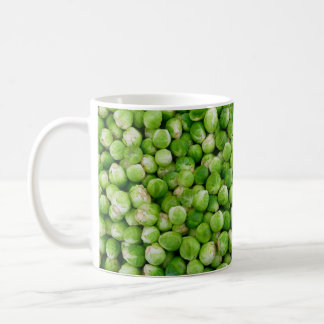 Green Brussels cabbage Coffee Mug