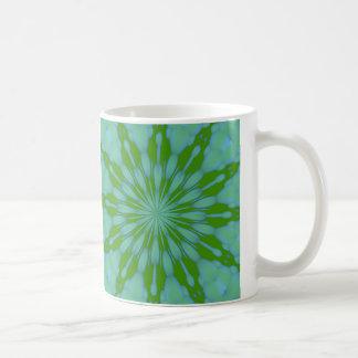 Green Bubble Zen Mug