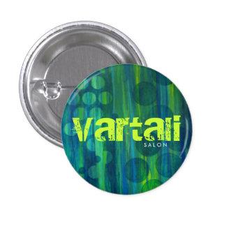 Green Bubbles Vartali Round Button