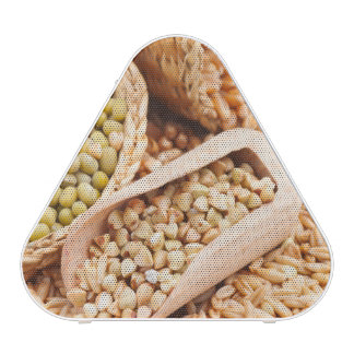 Green Buckwheat, Wheat, Oat And Mung - Cereal Bluetooth Speaker