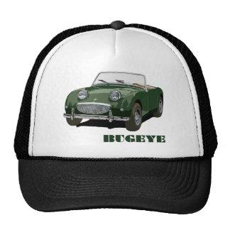 Green Bugeye Trucker Hat