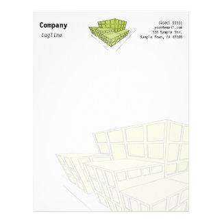 Green Building - letterhead