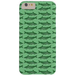 Green Bullhead Catfish iPhone 3 Case