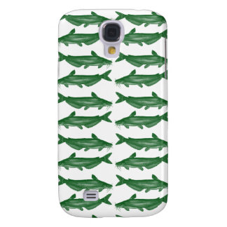 Green Bullhead Catfish Galaxy S4 Cover