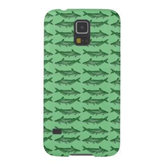 Green Bullhead Catfish Galaxy S5 Case