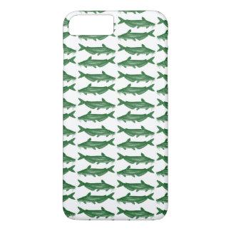 Green Bullhead Catfish iPhone 8 Plus/7 Plus Case