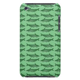 Green Bullhead Catfish iPod Case-Mate Case