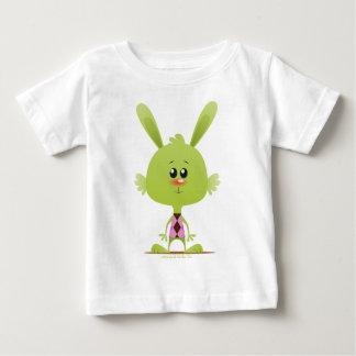 green bunny zazzle.png t shirt