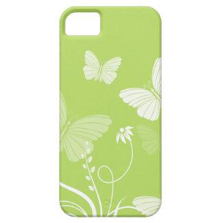 Green butterflies iPhone 5 Case