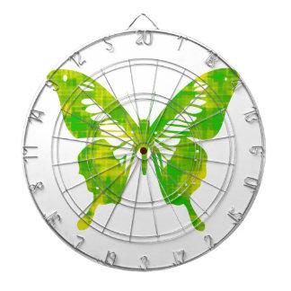 Green Butterfly Dartboards