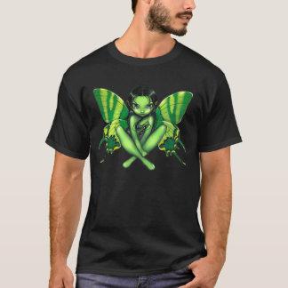 Green Butterfly Fantasy fairy shirt