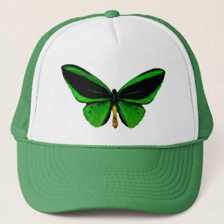 Green Butterfly Hat