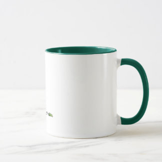Green Butterfly Inspiration Mug