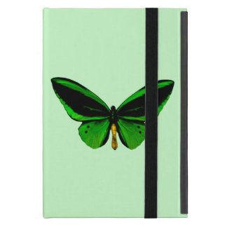 Green Butterfly iPad Mini Case
