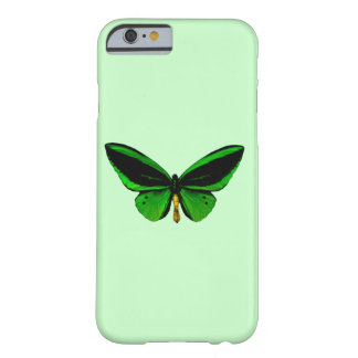 Green Butterfly iPhone 6 Case