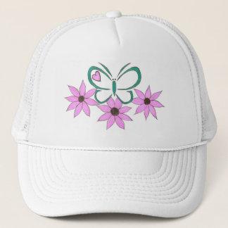 Green Butterfly Logo Hat