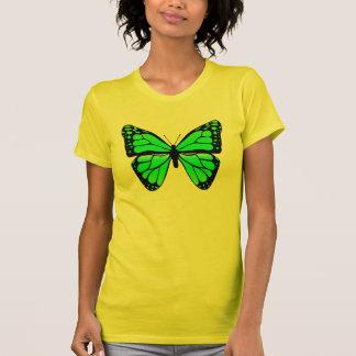 Green Butterfly Shirt