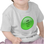 green button t-shirts