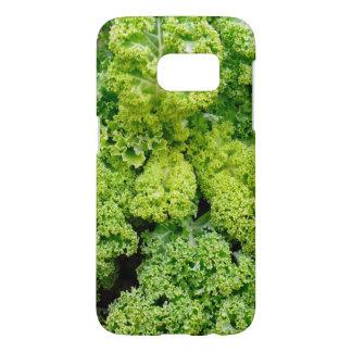 Green cabbage samsung galaxy s7 case