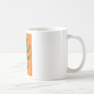 Green Cactus 2 Coffee Mug