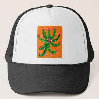 Green Cactus 2 Trucker Hat