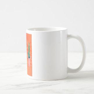 Green Cactus Coffee Mug
