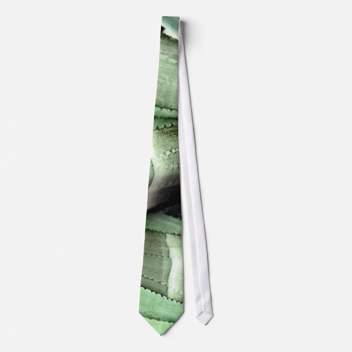 Green Cactus Tie