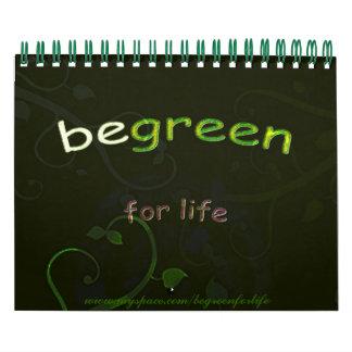 Green Calendar 2010