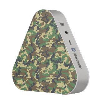 Green Camo Bluetooth Speaker