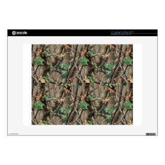 Green Camo Decal For Laptop