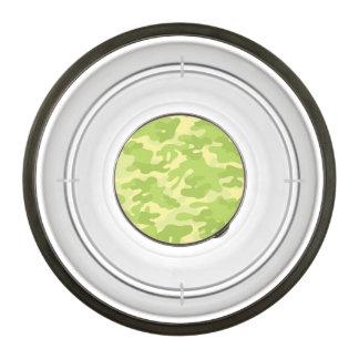 Green Camo Design Bowl