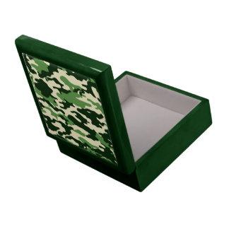 GREEN CAMO - Gift Box