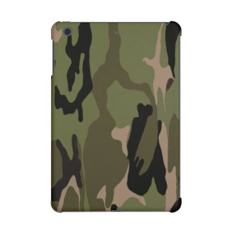 Green Camo iPad Mini Retina Cover