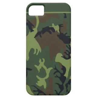 Green Camo iPhone SE/5/5s Case