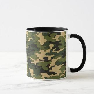 Green Camo Mug