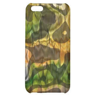 Green Camo Speck Case Case For iPhone 5C