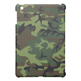 Green Camo Speck Fitted™Hard Shell iPad Case