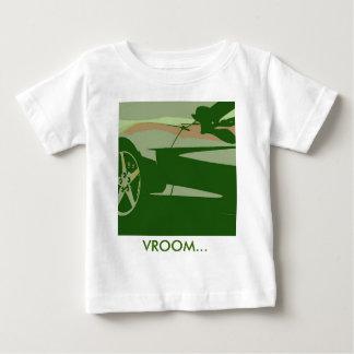 Green Camouflage Corvette Baby T-Shirt