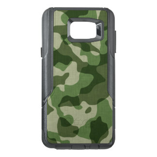 Green Camouflage OtterBox Samsung Note 5 Case