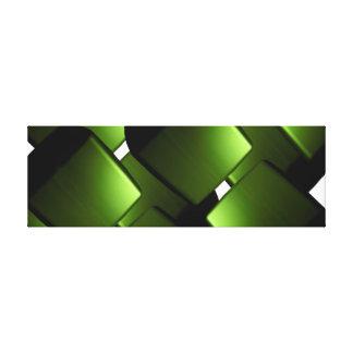 Green Canvas ARt Mod Retro
