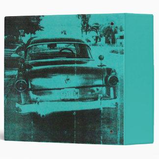 Green car binder