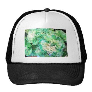 Green Carnation Trucker Hat