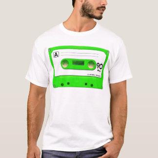 Green Cassette Tape T-Shirt