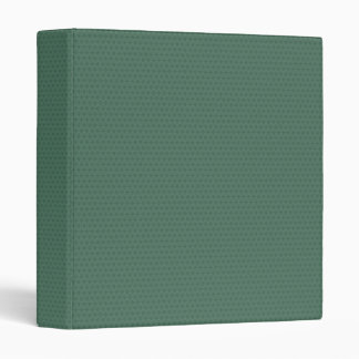 Green Cathedral Arches Vinyl Binders